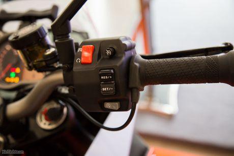 KTM 1290 Super Duke GT - SportTouring 173 ma luc, phuoc dien, gia 690 trieu - Anh 11