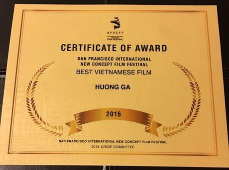 "Phim ""Huong ga"" cua Truong Ngoc Anh doat giai tai My - Anh 2"
