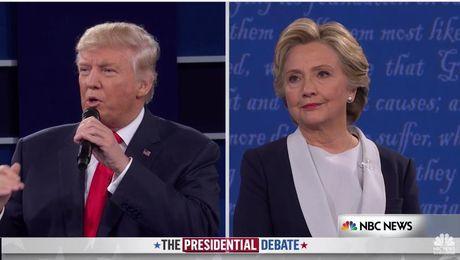 "Hai huoc xem video che ""ban giao huong lay hoi"" cua ong Trump - Anh 1"
