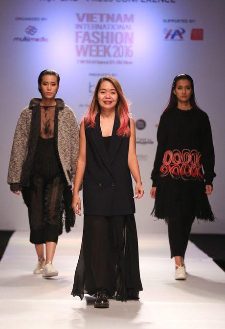 Trang 'do' Next Top sang chanh tren san dien - Anh 7