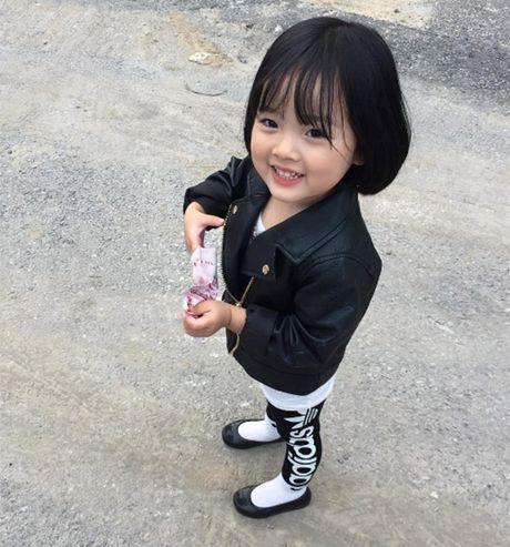 Nhung hot girl nhi xu Han sanh dieu ngang nguoi lon - Anh 1