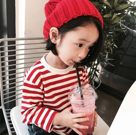 Nhung hot girl nhi xu Han sanh dieu ngang nguoi lon - Anh 8