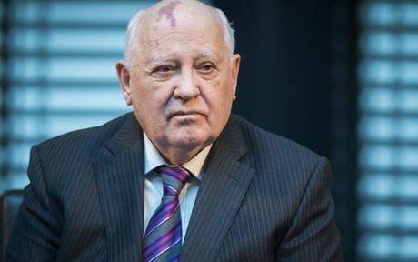 Ong Gorbachev: The gioi hiem nguy do cang thang Nga – My ve Syria - Anh 1