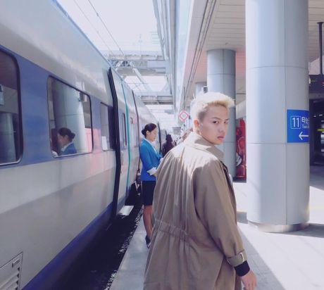 Dien vien Duy Khanh duoc dai KBS - Han Quoc moi quay hinh - Anh 12