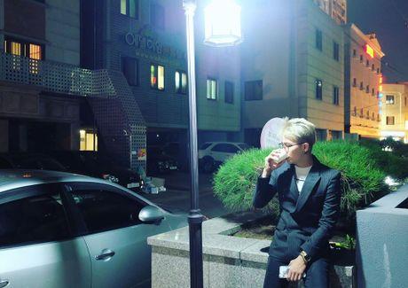 Dien vien Duy Khanh duoc dai KBS - Han Quoc moi quay hinh - Anh 6