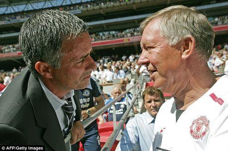 Mourinho tung khuoc tu MU chi sau vai phut suy nghi - Anh 1