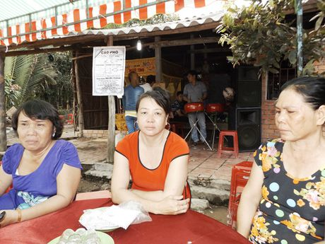 Vinh Long: Doi tuong Nam 'Bo Cau' sa luoi sau 2 ngay lan tron - Anh 2
