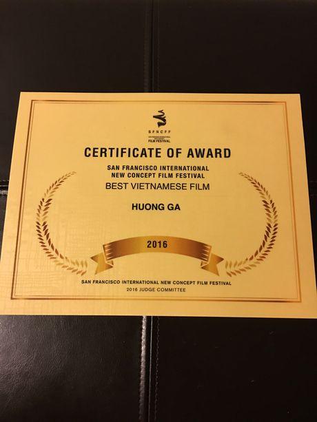 'Huong Ga' cua Truong Ngoc Anh lai thang lon o LHP quoc te - Anh 3