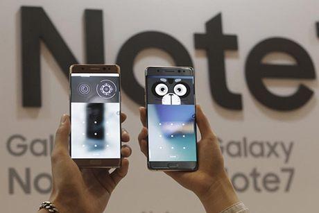 Samsung chinh thuc khai tu Galaxy Note 7, hoan 100% tien - Anh 2