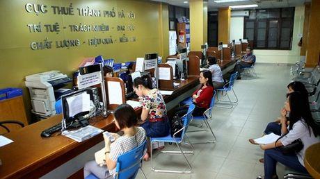 Cuc Thue TP. Ha Noi cong khai 145 doanh nghiep no thue, phi - Anh 1