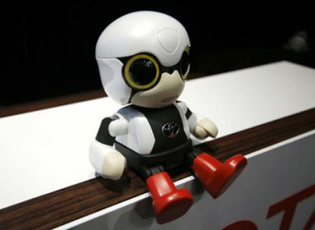 "Nhat phat trien robot ""ban tam giao"" gia re cho moi nguoi - Anh 1"