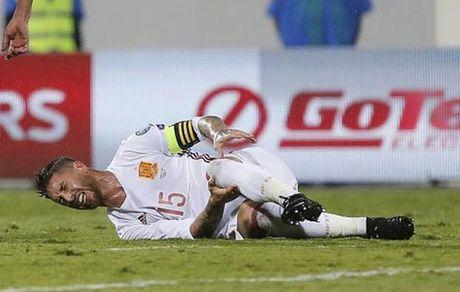 Real bat bai khi vang Sergio Ramos - Anh 1