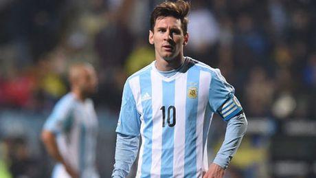Argentina – Paraguay: Kho khan tram be - Anh 1