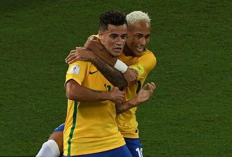 Venezuela – Brazil: Vang Neymar, samba van ruc lua - Anh 1