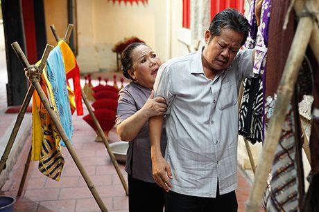 "Me man tieng hat cai luong cua NSND Ngoc Giau trong ""Sai Gon anh yeu em"" - Anh 2"