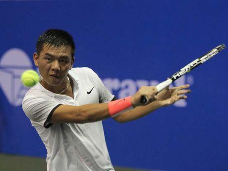 Tuyet voi: Hoang Nam ha tay vot tren hang o Vietnam Open - Anh 1