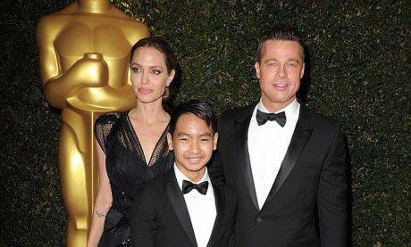 Su that ve viec Brad Pitt bao hanh con trai goc Campuchia - Anh 2