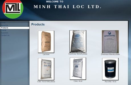 Xu phat Cong ty Minh Thai Loc hon 200 trieu dong voi hang loat sai pham - Anh 1