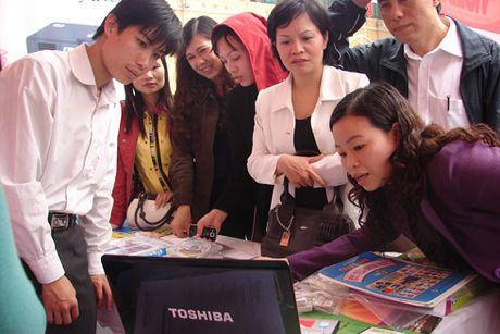 Ha Noi ap dung so lien lac dien tu: Minh bach, het gian lan diem - Anh 1