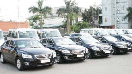 Thu truong di taxi di lam la chuyen binh thuong - Anh 1