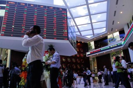 Nha nuoc giam ty le so huu san hop nhat Vietnam Stock Exchange xuong 75% vao 2020 - Anh 1