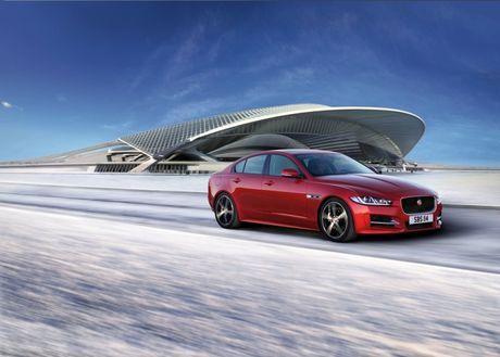 Diem mat dan xe Jaguar Land Rover tai VIMS 2016 - Anh 1