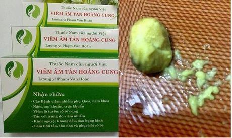 Su thuc Viem Am tan Hoang cung chua vo sinh, tre hoa... 'tam giac mat' - Anh 1