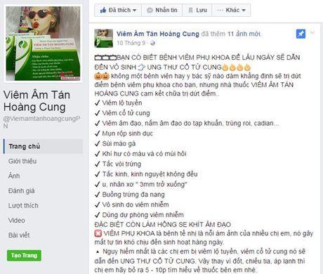 Su thuc Viem Am tan Hoang cung chua vo sinh, tre hoa... 'tam giac mat' - Anh 2