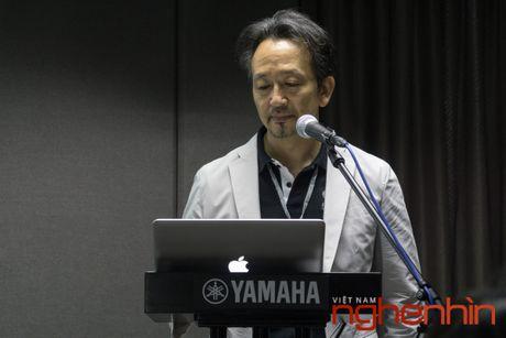 Khai truong Trung tam Am thanh ky thuat so Sang tao Yamaha - Anh 2