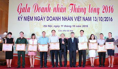 Ha Noi vinh danh cac doanh nghiep, doanh nhan - Anh 5