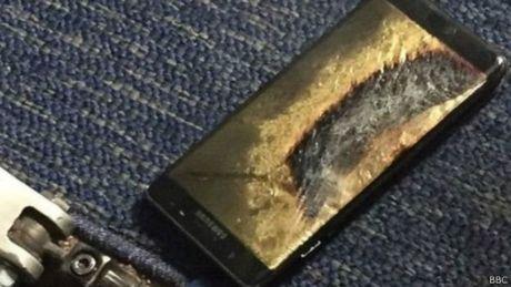 """Samsung """"dau don"""" cong bo tam ngung san xuat Galaxy Note 7? - Anh 2"""