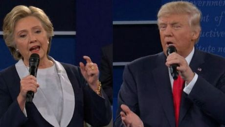 Cu tri My goc Viet 'bau cho Hillary Clinton'? - Anh 1