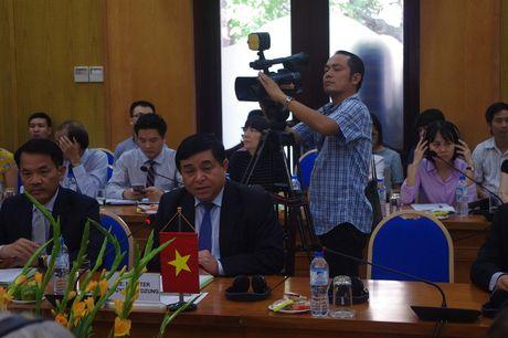 Phien hop thu 5 cua Uy ban Hop tac lien Chinh phu Viet Nam - Dan Mach - Anh 2
