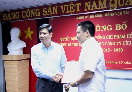 Ong Pham Hong Quang lam Bi thu Dang uy TCT Cuu Long - Anh 1