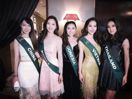 Dien lai vay Pham Huong, Nam Em gay chu y tai HH Trai Dat 2016 - Anh 5
