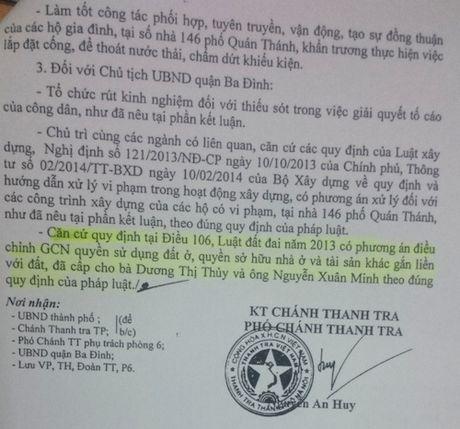 Vu 146 Quan Thanh: Quan Ba Dinh co 'bo quen' truoc nhung sai pham bi phat giac? - Anh 3