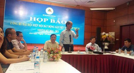 Ong Nguyen Tran Nam se tiep tuc giu chuc Chu tich Hiep hoi BDS Viet Nam nhiem ky IV? - Anh 1
