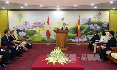 Cong bo Chien luoc hop tac phat trien Viet Nam - Thuy Si giai doan 2017-2020 - Anh 1