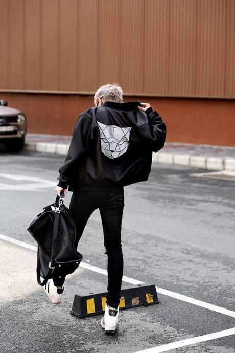 Kye Nguyen goi y outfit cho ngay giao mua cung loat thiet ke cua Chung Thanh Phong - Anh 5