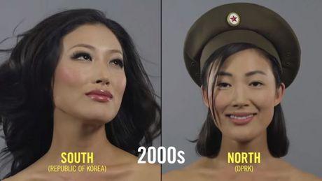 Trong vong 100 nam xu huong make up va lam toc cua phu nu Han Quoc da thay doi nhu the nao? - Anh 10
