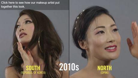 Trong vong 100 nam xu huong make up va lam toc cua phu nu Han Quoc da thay doi nhu the nao? - Anh 11