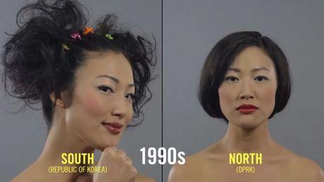 Trong vong 100 nam xu huong make up va lam toc cua phu nu Han Quoc da thay doi nhu the nao? - Anh 9
