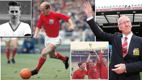 Bobby Charlton: Tuong dai song o Old Trafford - Anh 1