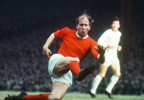 Bobby Charlton: Tuong dai song o Old Trafford - Anh 9