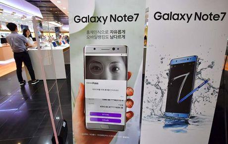 Samsung khuyen cao nguoi dung ngung su dung Galaxy Note 7 - Anh 1