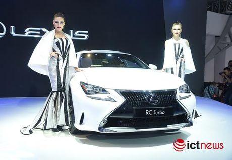 Doanh so Lexus bat ngo tang manh 60% - Anh 1