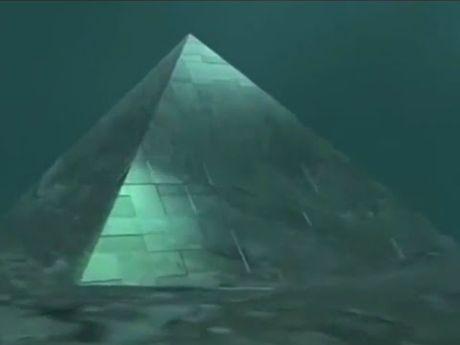 Kim tu thap ngoai hanh tinh trong Tam giac quy Bermuda? - Anh 1