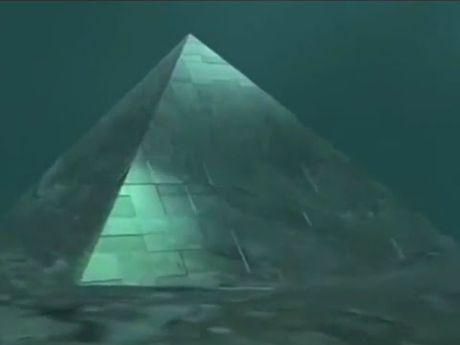 Kim tu thap ngoai hanh tinh trong Tam giac quy Bermuda? - Anh 2