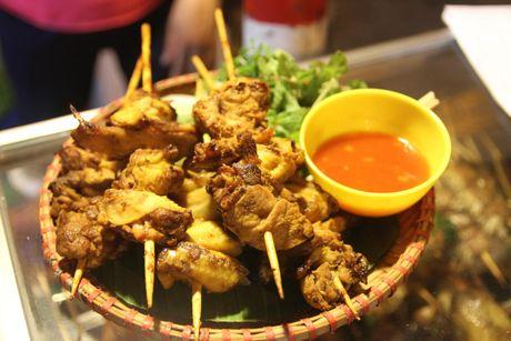 Mon nuong kieu Sa Pa hut khach o Ha Noi - Anh 8