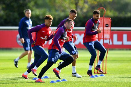Rooney du bi o tran vong loai World Cup 2018 - Anh 6